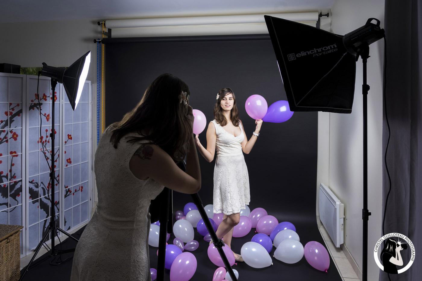 Studio photo à Saintes