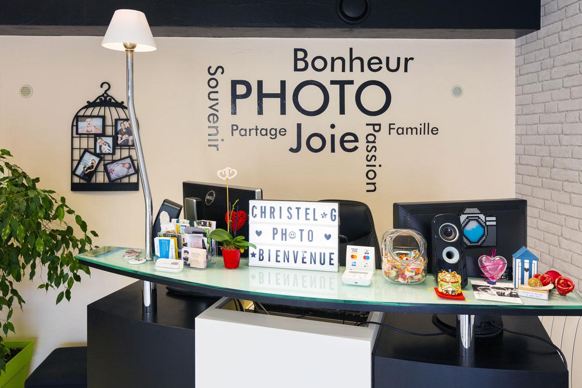 Studio photo entre Saintes et Cognac, à Saint-Sauvant